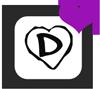 deviant hearts logo